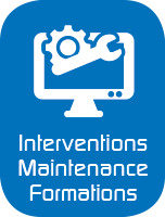 Interventions - Maintenance - Formations